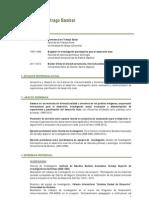 Curriculum Vitae Luz Myriam Buitrago