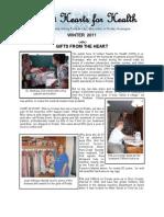 Winter Newsletter 2011 REV