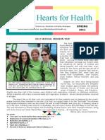 Spring 2011 Newsletter Rev
