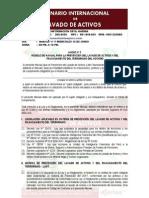 MODELO DE MANUAL PARA LA PREVENCIÓN DEL LAVADO DE ACTIVOS Y DEL FINANCIAMIENTO DEL TERRORISMO DEL NOTARIO.