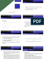 01 Codes Correcteurs d'Erreurs 4 Transparents Par Page