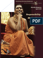 Nithyananda Times April 2013