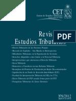 Revista Estudios Tributarios 6