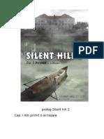 Silent Hill 2 Prologue [chap.1]