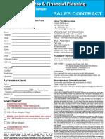 Strategic Business & Financial Planning Reg. Form