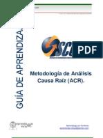 Guia SCO Analisis Causa Raiz