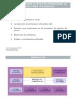 Planificación, gestión y control de la producción