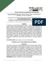 Souza et al xx - ÓLEOS ESSENCIAIS_ASPECTOS ECONÔMICOS E SUSTENTÁVEIS