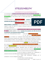 inutilizzabilità ex 191 cpp