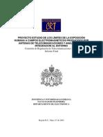 InformeFinal Influencia Campos Electromagneticos
