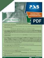 Prova Do PAS 22012 2a Etapa Caderno TRANSISTOR