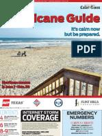 2013 Caller-times Hurricane Guide