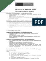 2010 Requisito Bienestar Social