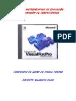 Visual FoxPro - Compendio de Guias de Clases