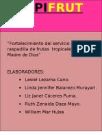 Raspadilla Para El Profe ORIGINAL