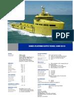 PSV 3300 E3 Leaflet