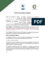 Contrato de Agencia Comercial (1)