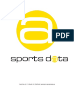 Sportsdata Basic Handball Standards07.03.2012