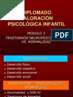 Modulo 3-Desarrollo Normal y Anormal