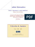 Análisis Matemático (Signum)