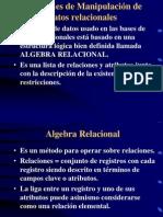 6AlgebraRelacional