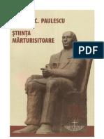 Razvan Codrescu, V. Trifu, Nichifor Crainic - Doctorul N.C. Paulescu Sau Stiinta  Marturisitoare