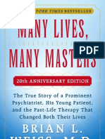 Many Lives, Many Masters - read an excerpt!