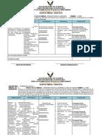 Plan de Unidad Didactica y Plan de Aula