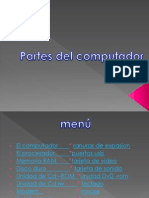 Partes de Computador