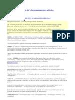 Curso de Telecomunicaciones y Redes