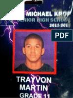 Trayvon Photos