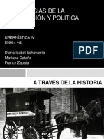 TECNOLOGIAS DE LA INFORMACIÓN Y POLITICA URBANA