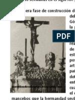 La relación del antiguo paso del Cristo de la Vera-Cruz de Pilas y Sevilla