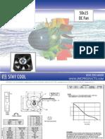 JMC 50x15 DC Fan
