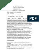 La Paradoja Einstein-podolsky-rosen y El Teorema de Bell Y El Campo de Punto Cero y La Latise- COMPILACION