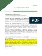 AULA 1 - Teoria Geral Do Processo Coletivo