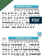 KPK 001 - Allah Maha Kwasa