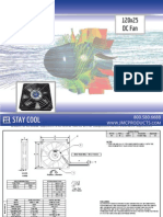 JMC 120x25mm DC Fan