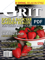 Grit magazine July-Aug 2010