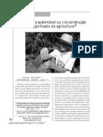 Agricultura Sust Brasil