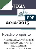 Estrategia DCN 2012-2015