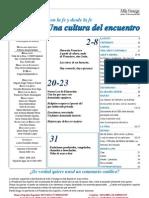 Alfa y Omega - nº 834 - 23 Mayo 2013