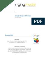 Zeitgeist Trends
