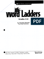 WordLadder 4-6