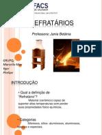 Seminário REFRATARIOS.pptx