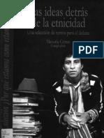 Alonso-politicas Del Espacio, Tiempo y Sustancia1