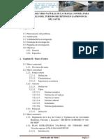 ANÁLISIS DEL RECURSO NATURAL DE LA FRANJA COSTERA PARA EL DESARROLLO DEL TURISMO RECEPTIVO EN LA PROVINCIA DEL SANTA
