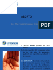 aborto patologia forense