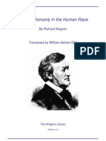 WAGNER, Richard. On the womanly in the human race.pdf