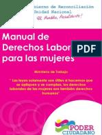 Manual de Derechos Laborales Para Las Mujeres